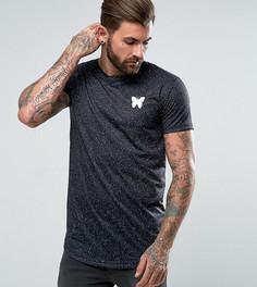 Черная облегающая футболка в крапинку Good For Nothing - Черный