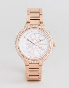 Часы цвета розового золота Michael Kors MK6551 Taryn - Золотой