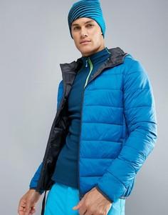 Дутая лыжная куртка Protest Nori - Синий