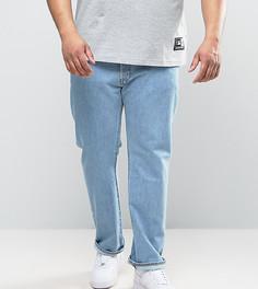 Светлые джинсы прямого кроя Levis PLUS 501 - Синий Levis®