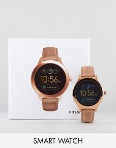 Смарт-часы Fossil Q FTW6005 Venture - Рыжий