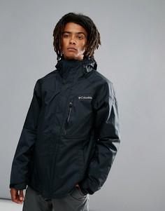 Черная лыжная куртка Columbia Alpine Action - Черный