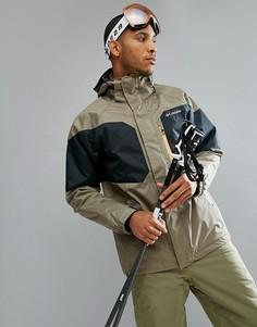 Горнолыжная куртка Columbia Alpine Action - Зеленый
