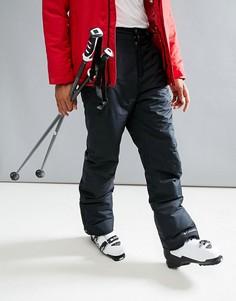 Черные горнолыжные брюки Columbia Bugaboo Omni Heat - Черный