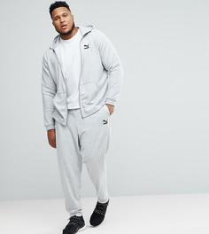 Серый спортивный костюм Puma PLUS эксклюзивно для ASOS - Серый