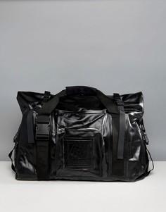 Черная сумка дафл 66o North Fishermans 60л - Черный