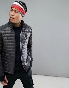Серая нейлоновая куртка 66o North - Серый
