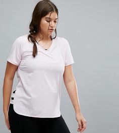 Сиреневая футболка Nola Active - Фиолетовый