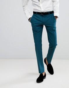 Супероблегающие брюки Noose & Monkey - Зеленый