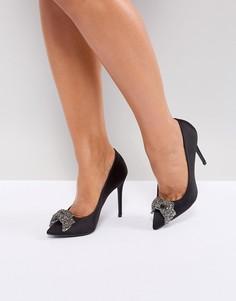 Туфли-лодочки New Look - Черный