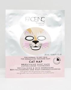 Маска для лица Face Inc Cat Nap - Бесцветный