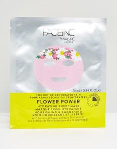 Листовая маска для лица Face Inc Flower Power - Бесцветный