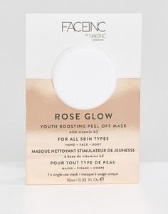 Маска для лица Face Inc Rose Glow - Бесцветный