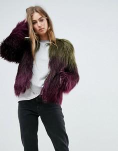 Куртка Unreal Fur Liquid Fudge - Мульти