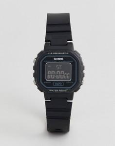Черные цифровые часы Casio LA20WH-1B - Черный