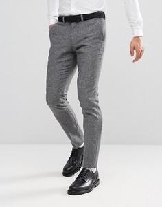 Премиум-брюки узкого кроя Jack & Jones - Серый