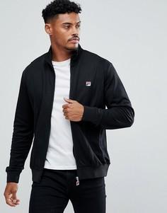 Спортивная куртка со вставкой спереди Fila Vintage - Черный