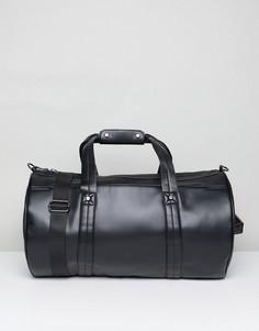 Черная сумка River Island - Черный