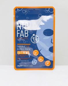 Маска для лица NIP+FAB Glycolic Fix Extreme Bubble - Бесцветный