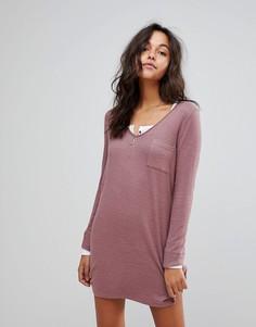 Платье Abercrombie & Fitch Cosy - Розовый