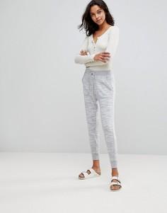 Пижамные джоггеры Abercrombie & Fitch - Серый