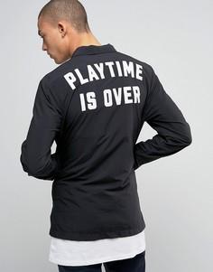Спортивная куртка Adidas Originals New York BK0036 - Черный