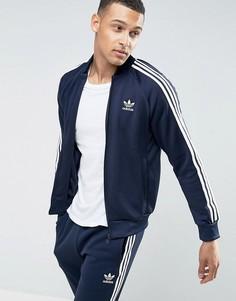 Спортивная куртка Adidas Originals Superstar BK5919 - Темно-синий