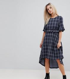 Платье миди Vero Moda Petite - Черный