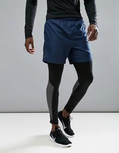 Спортивные шорты New Look - Темно-синий