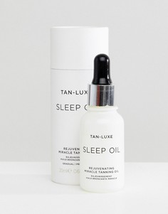 Масло-автозагар Tan Luxe Sleep Oil Rejuvenating Gradual Miracle Tanning Oil - 20 мл - Бесцветный