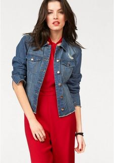 Джинсовая куртка Aniston