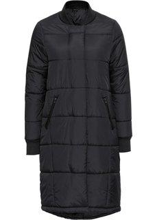 Куртка в стеганом дизайне (черный) Bonprix