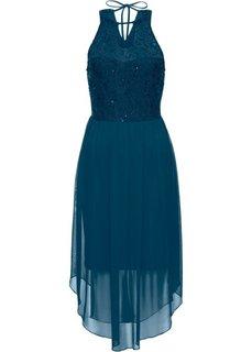 Платье (зеленый) Bonprix