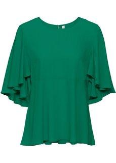 Блузка (зеленый) Bonprix