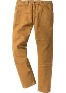 Прочные эластичные брюки Regular Fit прямого покроя (верблюжий) Bonprix