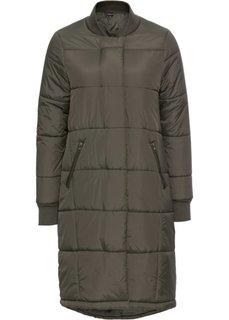 Куртка в стеганом дизайне (оливковый) Bonprix
