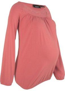 Для будущих мам: футболка (красный) Bonprix