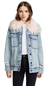 Blank Denim Special Snowflake Jacket