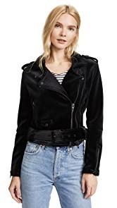 Blank Denim Dark Side Moto Jacket