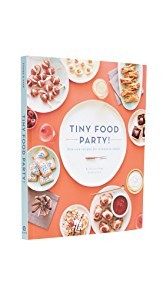 Books with Style Tiny Food Party