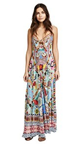 Camilla Close to My Heart Tie Front Dress