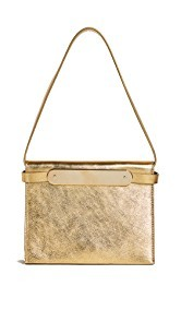 Edie Parker Candy Leather Bag