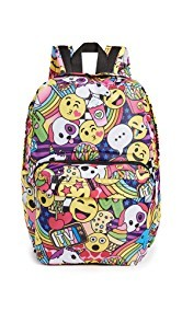 Gift Boutique Childs Emoji Party Backpack