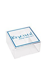 Gift Boutique Reserved Jewelry Box