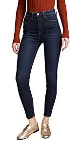 LAGENCE Katrina Ultra High Rise Skinny Jeans