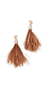 Lizzie Fortunato Parker Freshwater Cultured Pearl Earrings