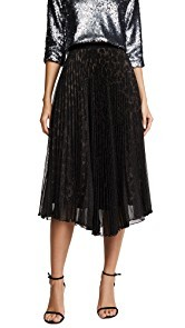 Loyd/Ford Two Layer Pleated Skirt