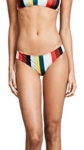 Solid & Striped The Elle Paradise Stripe Bikini Bottoms