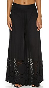 ViX Swimwear Peggy Embroidery Pants