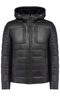 Куртка с подкладкой из овчины Jorg Weber